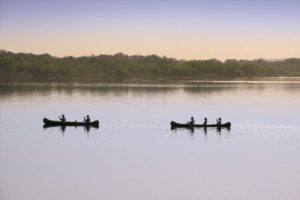 Matetsi Canoeing