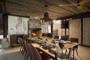 Matetsi Indoor Dining