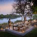 Matetsi Outdoor Dining
