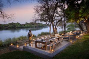 Matetsi Outdoor Dining
