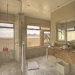 Bathrooms at Sossusvlei Desert Lodge